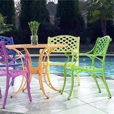 Folding Patio Furniture Set by Patio Cast Iron Outdoor Furniture Sets Wrought Iron Patio Tables