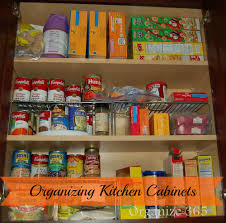 how should kitchen cabinets be organized kitchen organization products organize 365