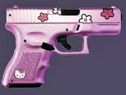 sell pink guns toys