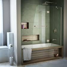 Folding Bathtub Doors Shop Bathtub Doors At Lowes Com