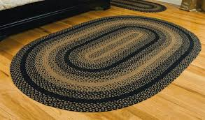 Braided Throw Rugs Oval Rugs Cheap Roselawnlutheran