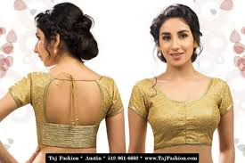 readymade blouses readymade blouses for saree gold silver kalamkari blouse in