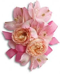 pink corsages for prom how to prevent a corsage for prom from wilting teleflora
