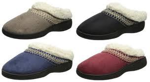 black friday amazon shoes amazon black friday women u0027s isotoner slippers 9 99 reg 34