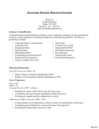 exles of resumes for with no experience resume sales associate no experience fresh sle retail of 5a