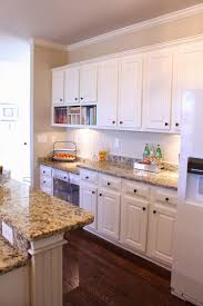 delightful white cabinets kitchen extraordinary diy painting