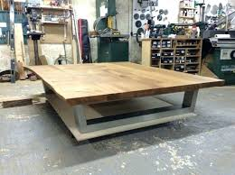 big coffee table dining tables stone and cottonwood large wood table large table in