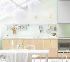 meuble cuisine scandinave la cuisine passe à l heure scandinave décoration in meuble