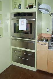 ikea kitchen wall oven cabinet achieve a built in kitchen look with a few hacks ikea hackers