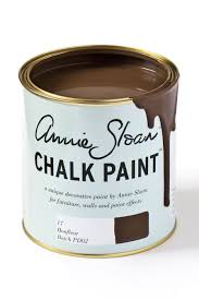 honfleur chalk paint by annie sloan u2013 120ml sample pot