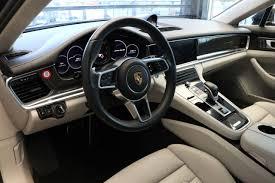 porsche 917 interior certified pre owned 2017 porsche panamera turbo