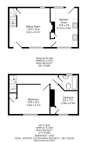 Holiday House Floor Plans Holiday Cottages Floor Plans Lavenham Cottages