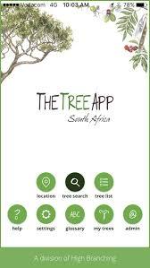 thetreeapp south africa mobile app the best mobile app awards