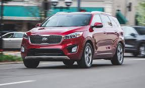 2016 kia sorento v 6 awd test u2013 review u2013 car and driver