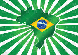 Brizil Flag Brazil Clipart Green Flag Pencil And In Color Brazil Clipart