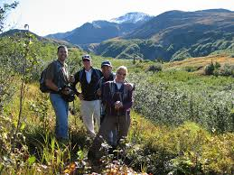 Alaska nature activities images Alaska nature guides wilderness day hikes jpg