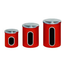 contemporary kitchen canister sets modern contemporary kitchen canisters jars you ll wayfair