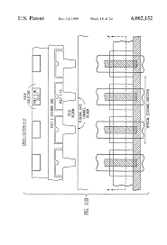 side split floor plans patent us6002152 eeprom with split gate source side injection