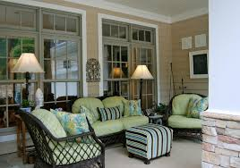 Front Porch Patio Furniture by Exterior Fetching Front Porch Decoration Using Light Green Front