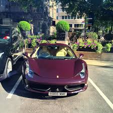 dark purple ferrari these 15 cars will make you fall in love with the color purple