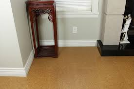 best basement flooring options cork floating flooring