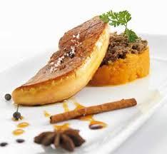 cuisiner du foie foie gras poêlé au d épices réduit de porto blanc