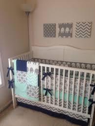 Grey Nursery Bedding Set by Nursery Beddings Baby Room Mint Green Plus Mint Green Nursery