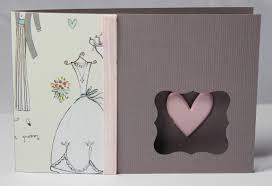 bridal card oceanside seashell theme wedding cards