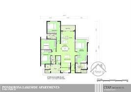 Ponderosa Floor Plan Ponderosa Lakeside Johor New Other For Sale