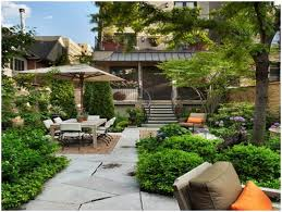 backyards ergonomic backyard landscaping idea backyard