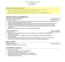 Professional Summary On Resume Homely Ideas Professional Summary Resume 14 How To Write A Profile