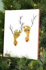 crafts easy reindeer ornaments crafts