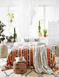 Bedroom Design Marvelous Bohemian House Decor Boho Chic Bed Boho