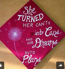 Ideas On How To Decorate Your Graduation Cap 418 Best Graduation Cap Decorations Images On Pinterest