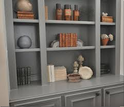 Kitchen Bookcases Cabinets Best 25 Painted Bookshelves Ideas On Pinterest Girls Bookshelf