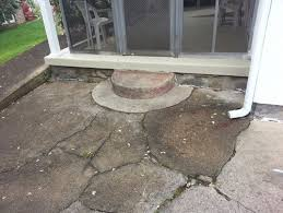 How To Cover A Concrete Patio With Pavers Covering A Concrete Patio Outdoor Goods
