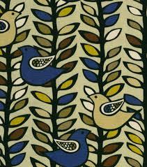 upholstery fabric kas oslo bluebird joann