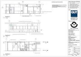 qut refurbishment documentation on behance