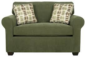 nifty living twin size sleeper sofa stoney creek design then