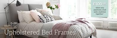 quality upholstered bed frames button u0026 sprung