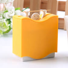 online get cheap automatic toothpick holder aliexpress com