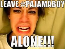 Internet Boy Meme - i m in love with obama s pajama boy domestic geek girl