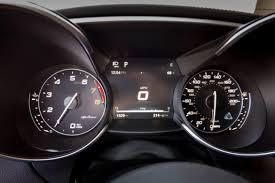 alfa romeo giulia interior 2017 alfa romeo giulia review first drive news cars com