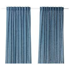 Blue Burlap Curtains Blue Burlap Curtains Decor With Burlap And Denims Singular