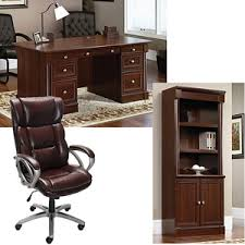 sauder palladia executive desk cheap cherry executive desk find cherry executive desk deals on