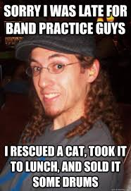 Band Practice Meme - nice guy musician memes quickmeme