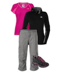 the north face women u0027s climbing outdoor active wear