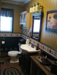 primitive country bathroom ideas country style bathrooms with character and comfort decorazilla