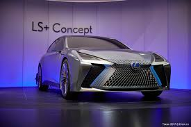 lexus lfa 2020 токийский автосалон 2017 флагманский lexus ls получил автопилот