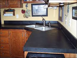 kitchen magnificent modish wooden cabinet with and faucet black